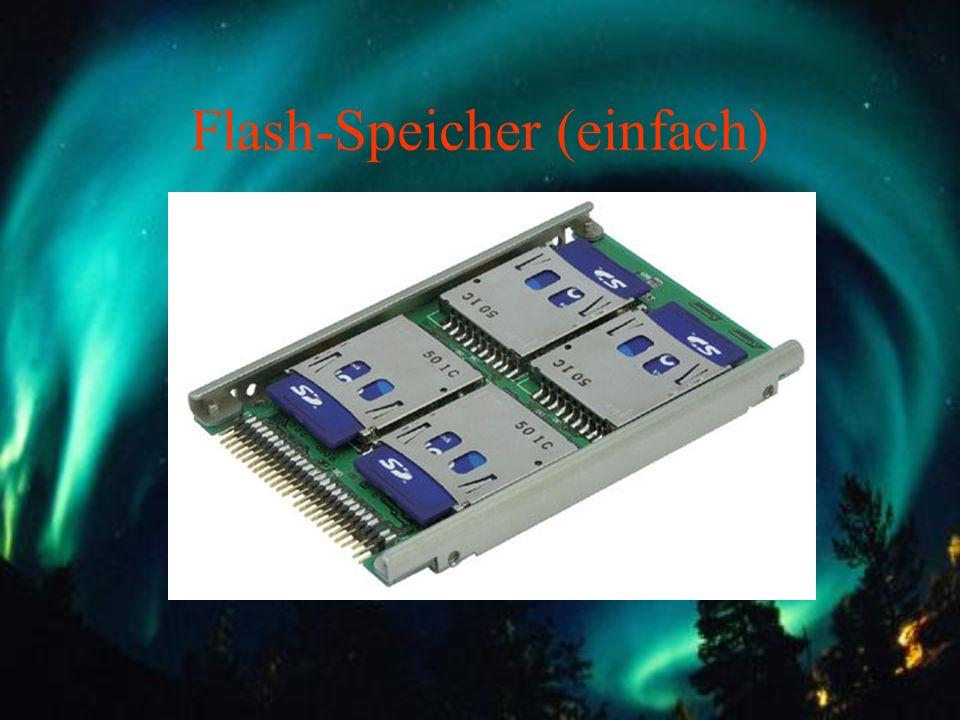 Flash-Speicher (einfach)