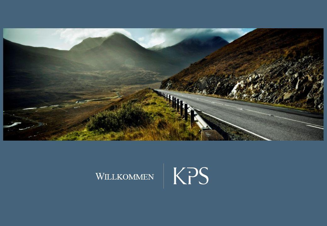 Seite KPS Transformation Architects W ILLKOMMEN