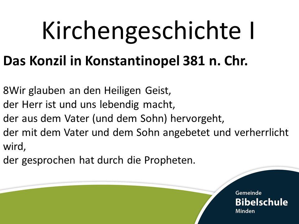 Kirchengeschichte I Der Bischof von Rom Leo I.