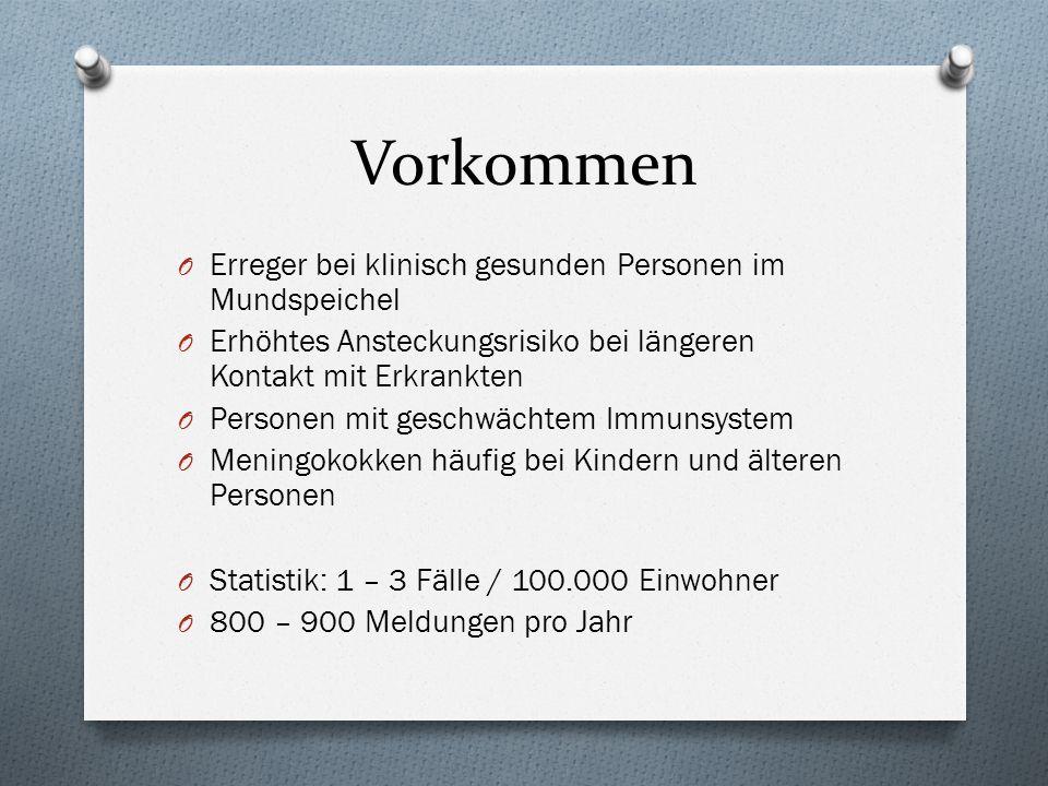 Diagnose O CCT O Lumbalpunktion O Errgernachweiß O Entzündungsparameter im Blut O Differenzialdiagnose O Unterschiedliche Meningitisformen O Fehlende Infektzeichen: Aneurysmablutung
