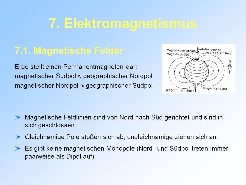 7.Elektromagnetismus 7.1.
