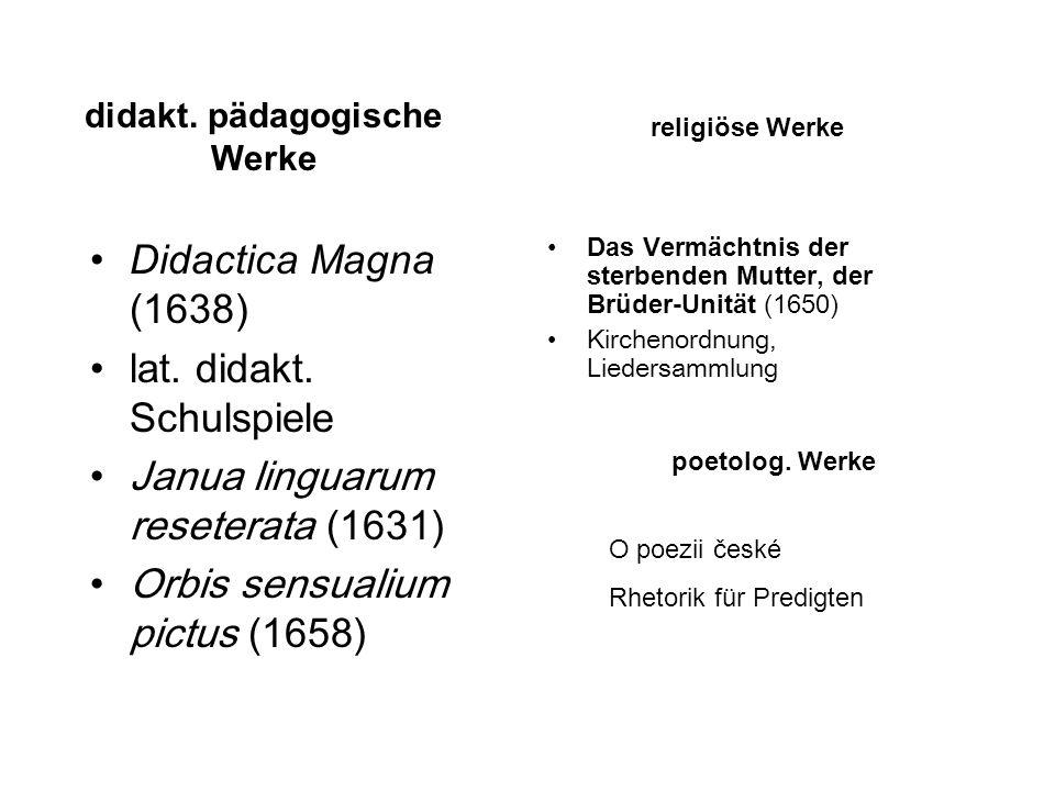 Didactica Magna (1638) lat.didakt.
