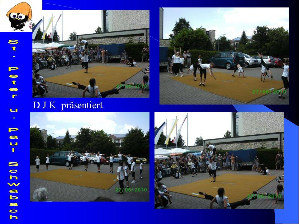 D J K präsentiert