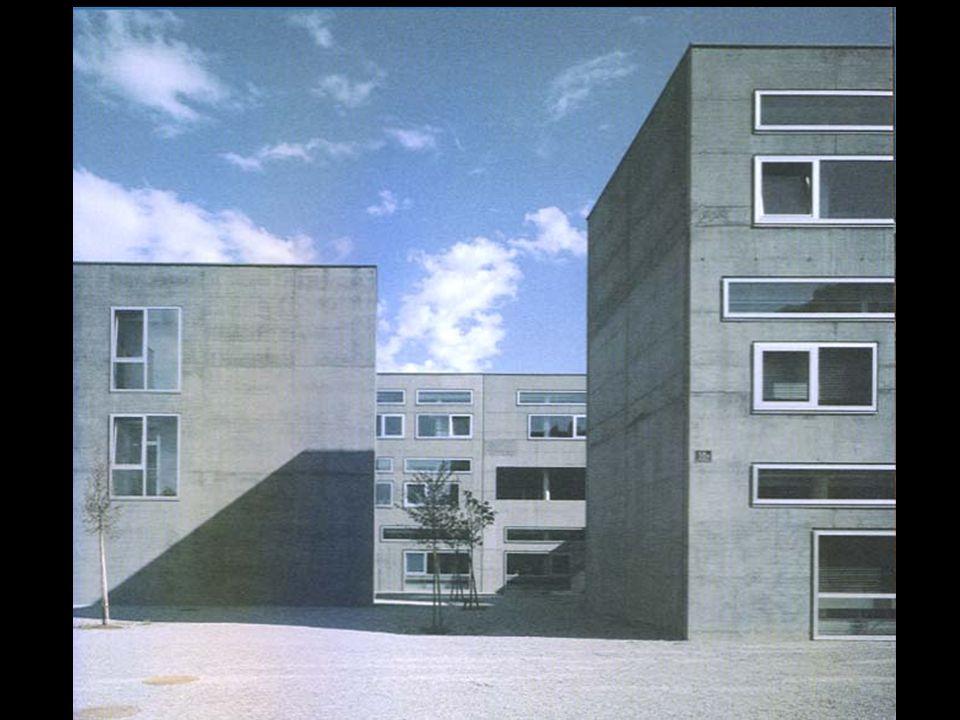 Universitätsgebäude Inffeldgründe, TU Graz Architekten Riegler und Riewe, 1996