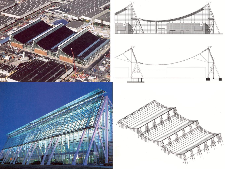 Baukonstruktion : Architektur T. Herzog: Pullach review