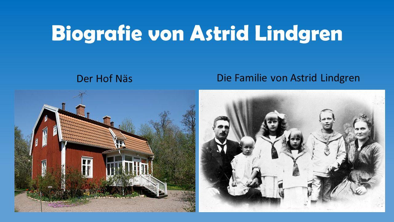 Lars und Karin Astrid Lindgren