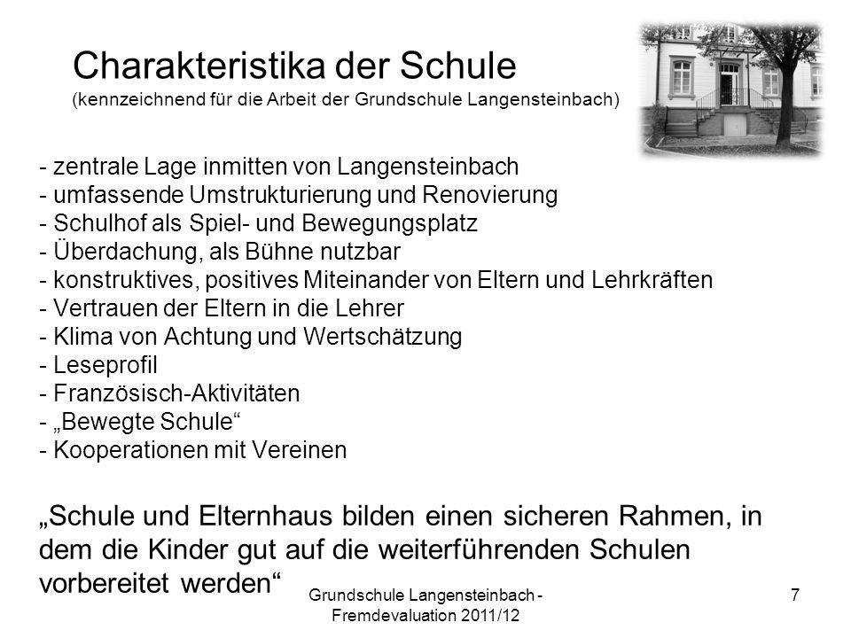 - zentrale Lage inmitten von Langensteinbach - umfassende Umstrukturierung und Renovierung - Schulhof als Spiel- und Bewegungsplatz - Überdachung, als