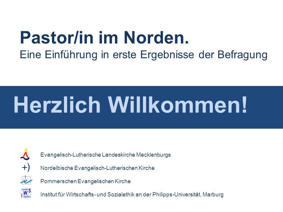 Pastor/in im Norden.
