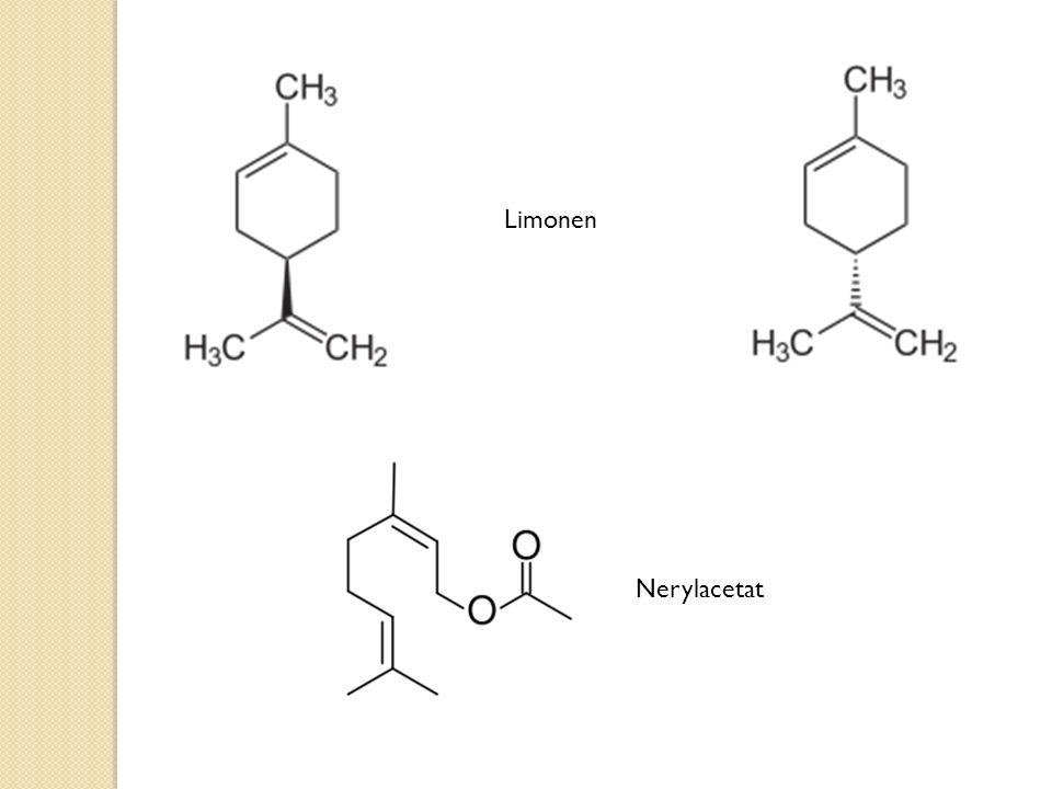 Limonen Nerylacetat