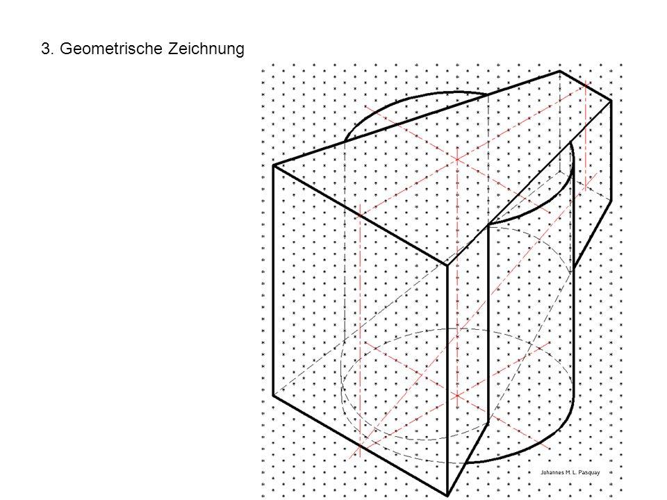 3. Geometrische Zeichnung