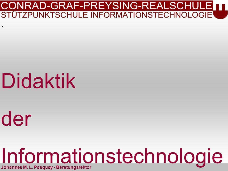 OOM – Ein Regal für IT-Wissen Johannes M.L.
