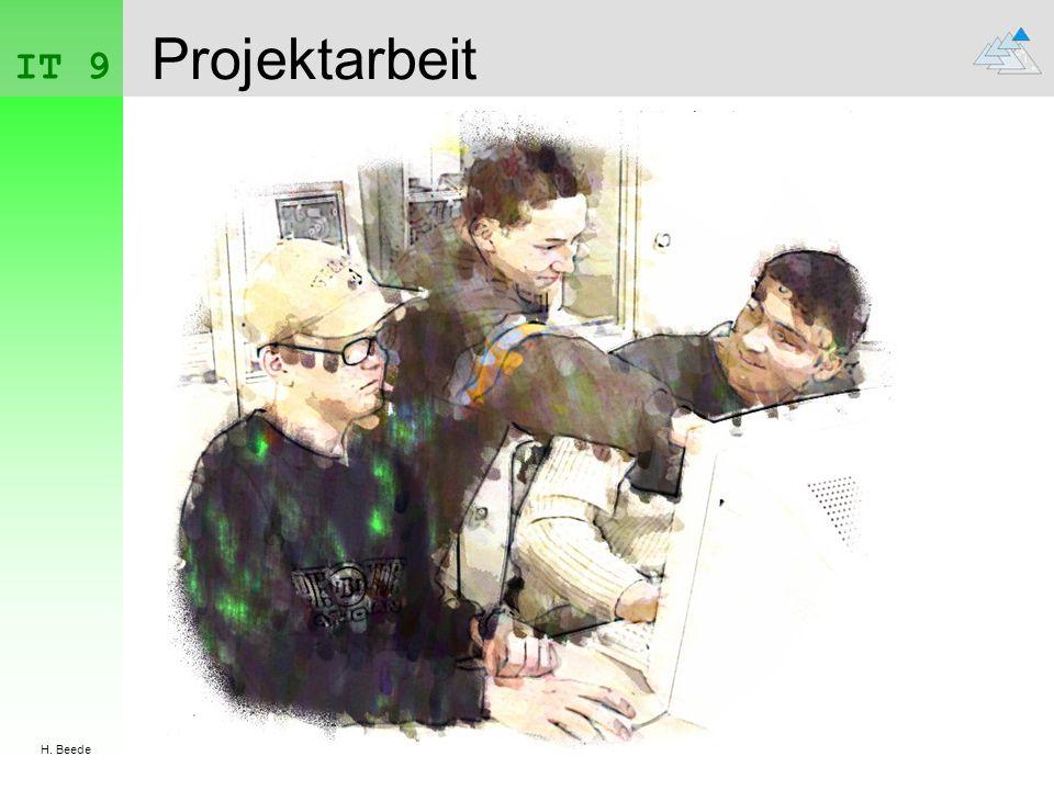 IT 9 H. Beede Projektarbeit