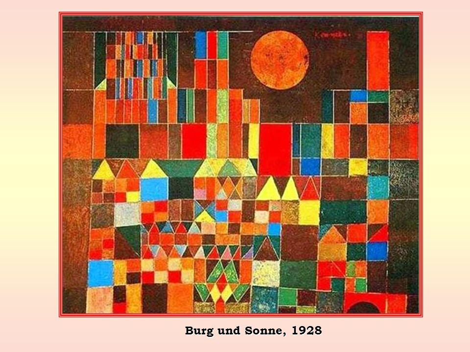 Burg und Sonne, 1928