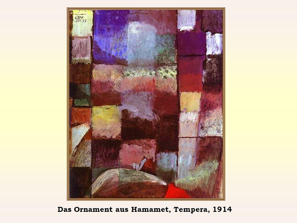 Garten im Orient, 1937 Stillleben, 1940
