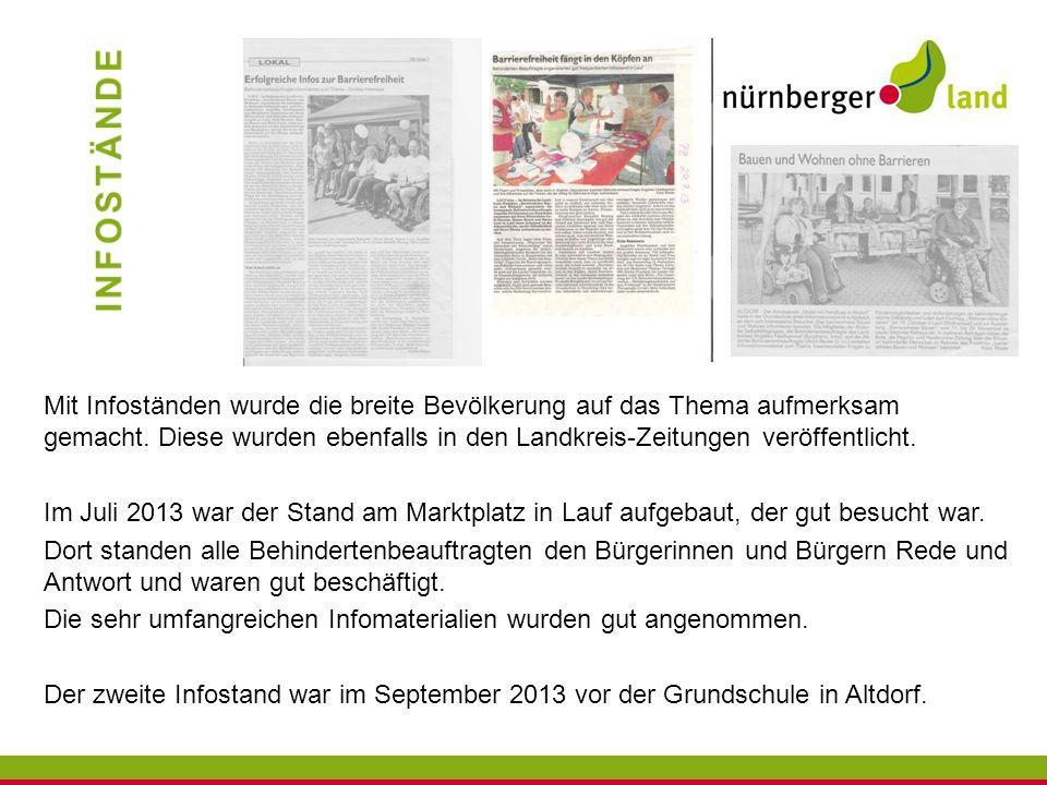 FACHTAGUNG Am 28.Oktober 2013 fand im Wollnersaal in Lauf ein Fachtag statt.