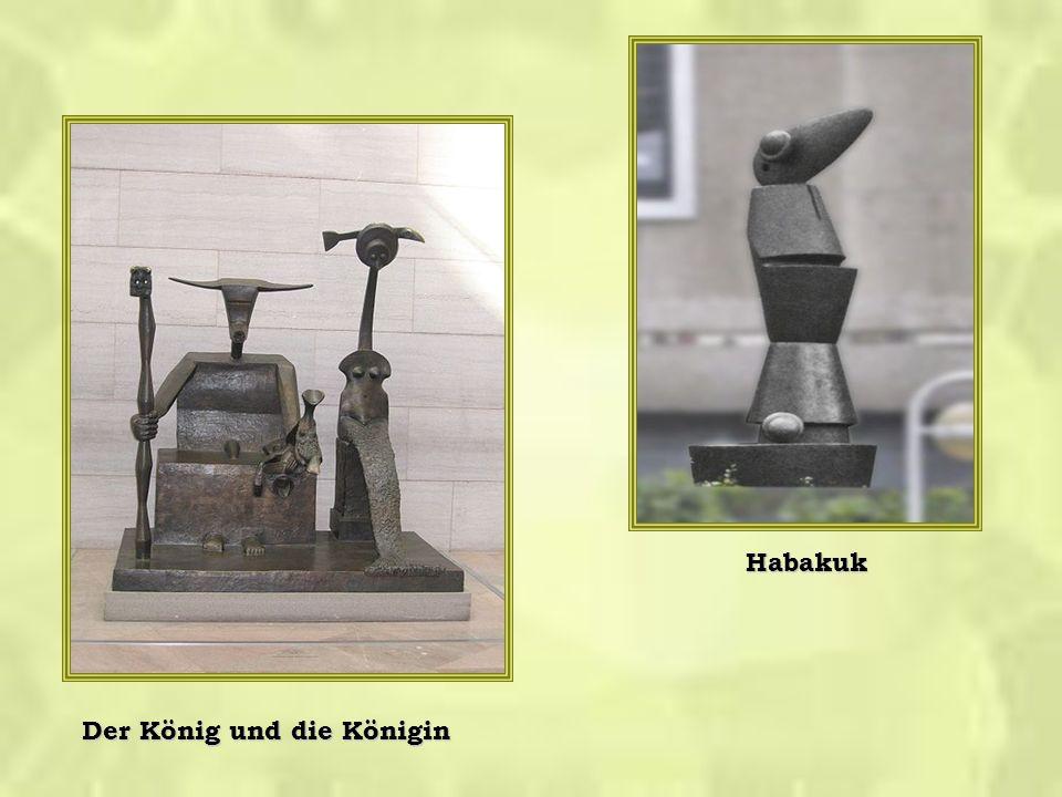 Der König und die Königin Habakuk