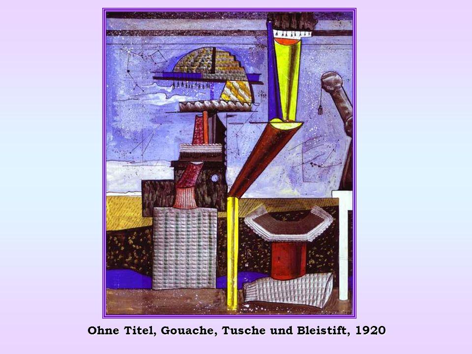 Der Hausengel, Öl, 1937