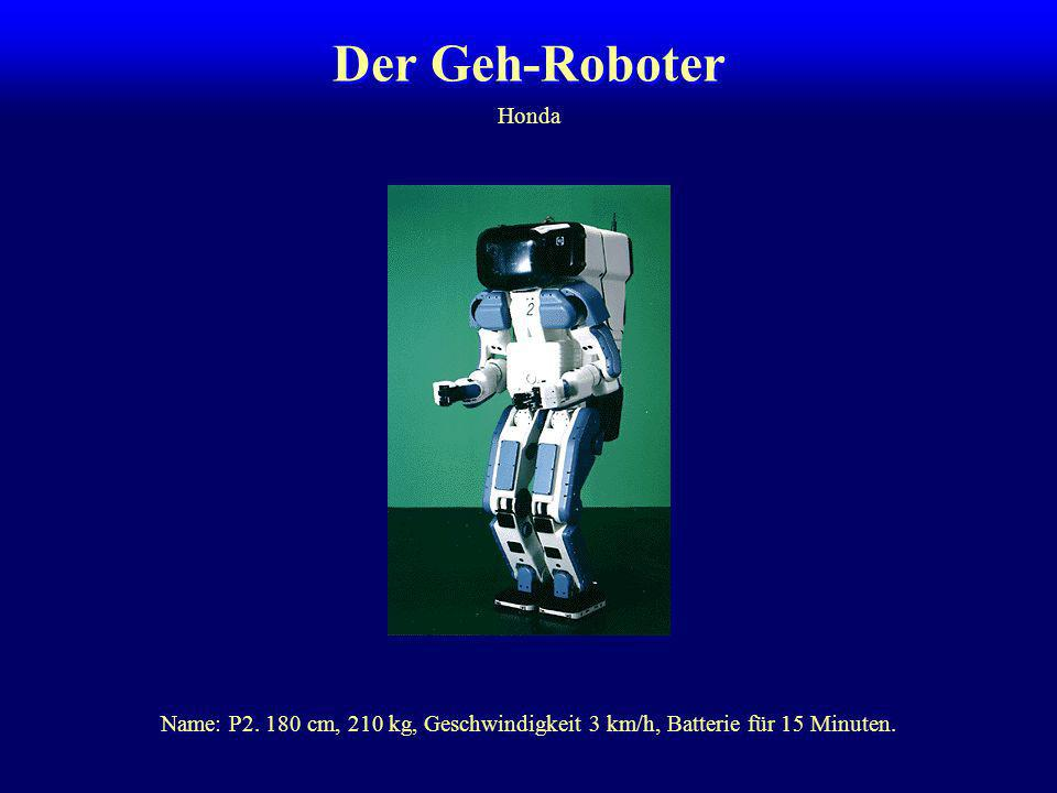 Cog: der humanoide Roboter MIT Artificial Intelligence Laboratory