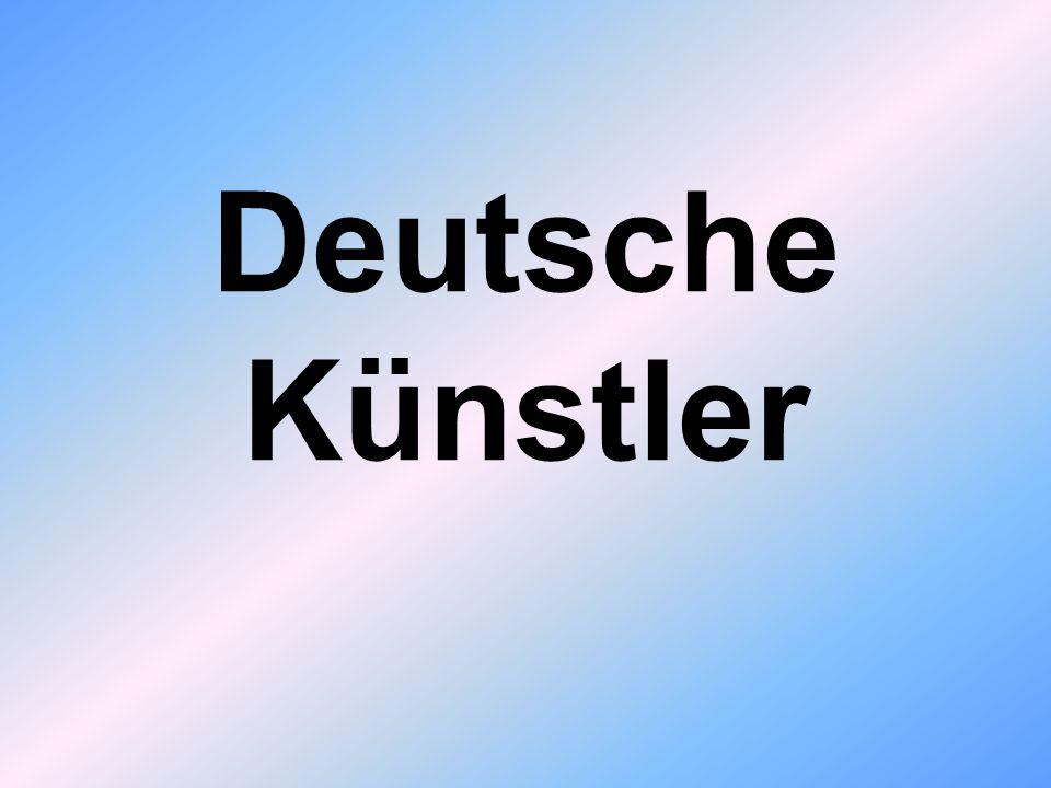 Deutsche Künstler