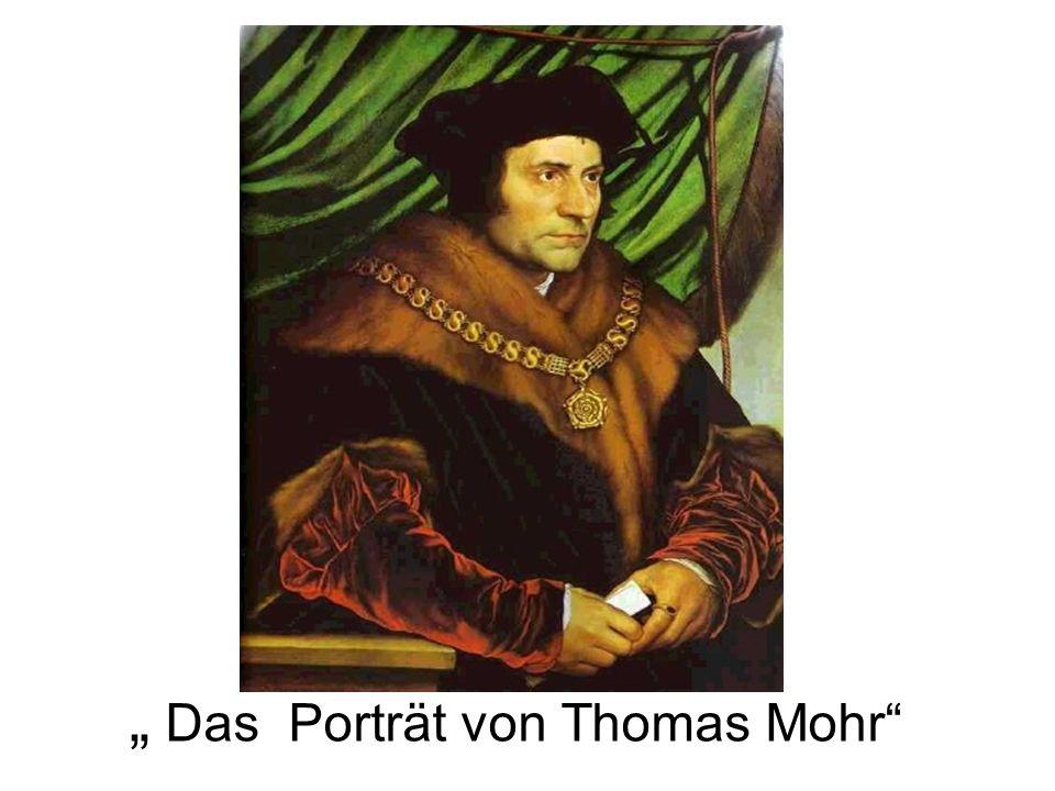 Das Porträt von Thomas Mohr