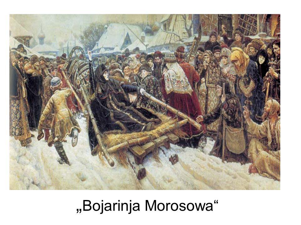 Bojarinja Morosowa
