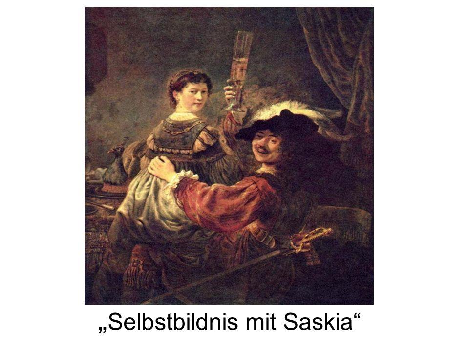 Selbstbildnis mit Saskia