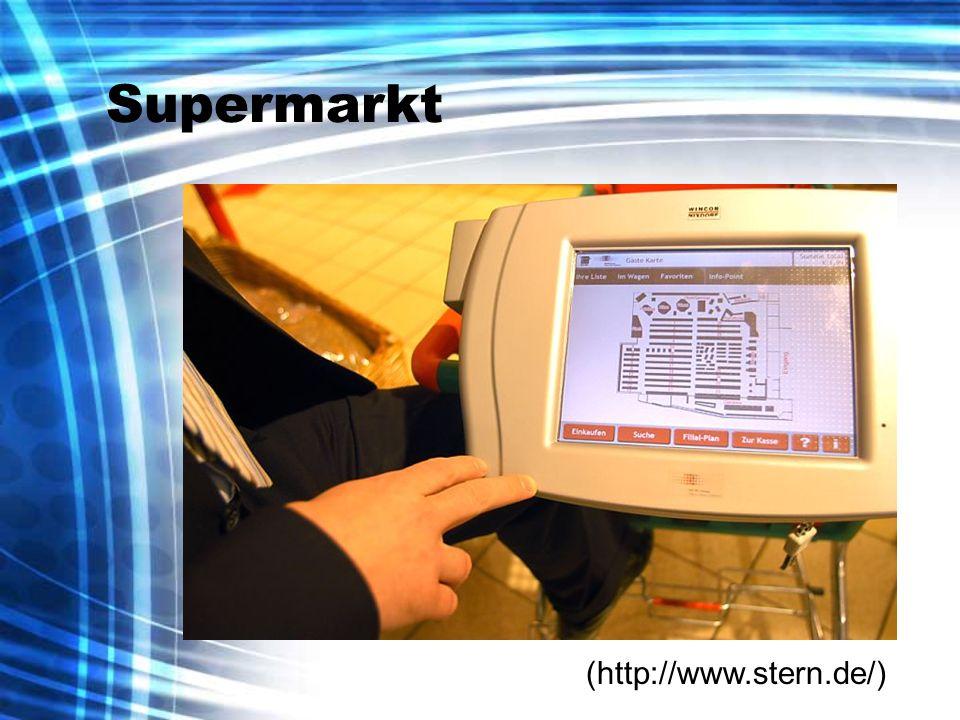 Supermarkt (http://www.stern.de/)