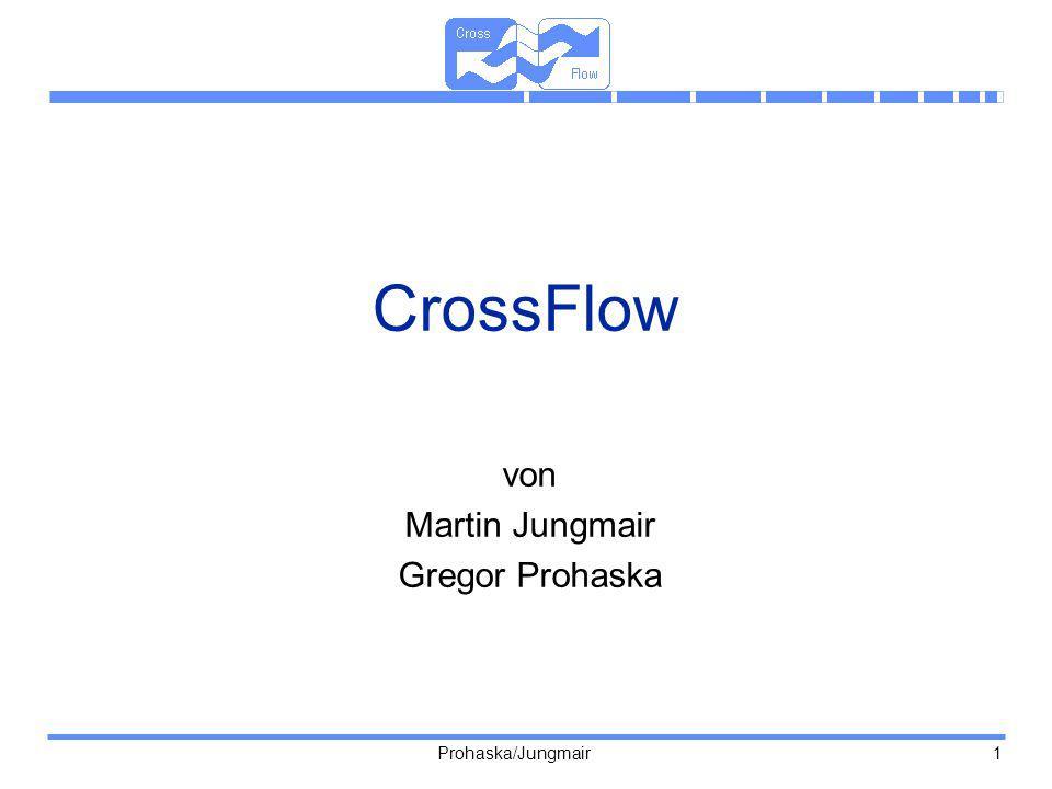 Prohaska/Jungmair 1 CrossFlow von Martin Jungmair Gregor Prohaska