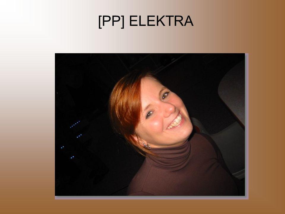 [PP] ELEKTRA