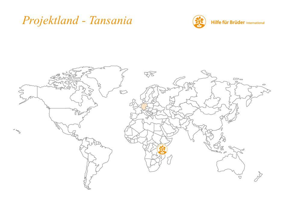 Projektland - Tansania