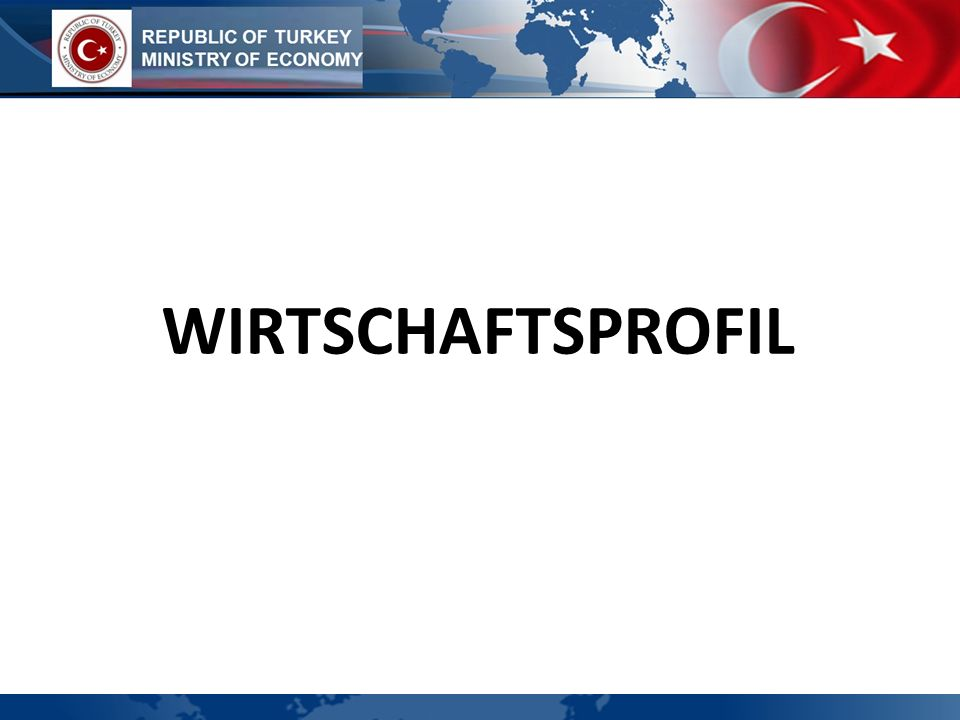 WIRTSCHAFTSPROFIL
