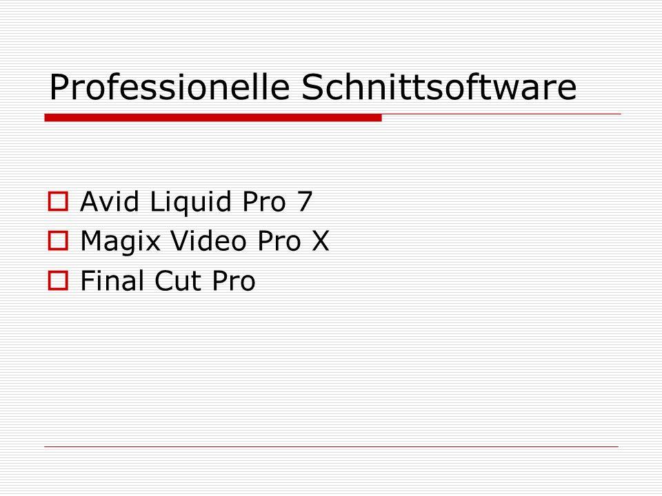 Avid Liquid Pro 7