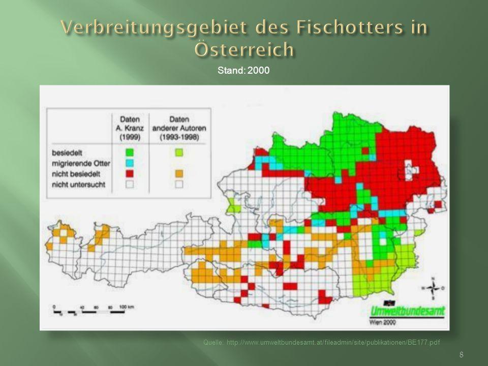 Stand: 2000 Quelle: http://www.umweltbundesamt.at/fileadmin/site/publikationen/BE177.pdf 8