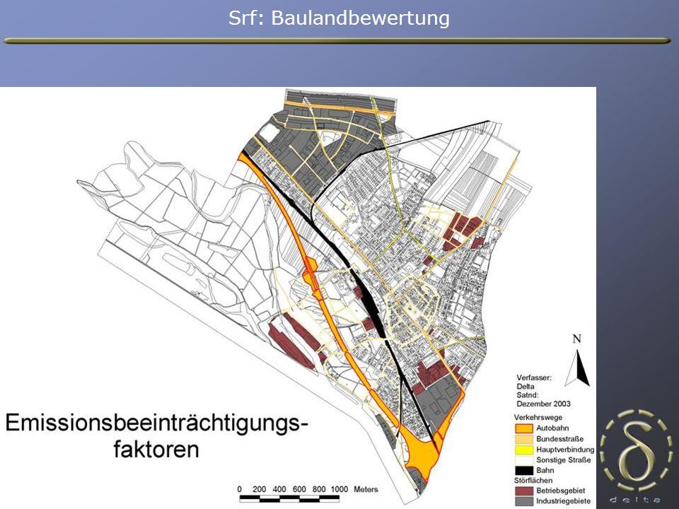 Srf: Baulandbewertung