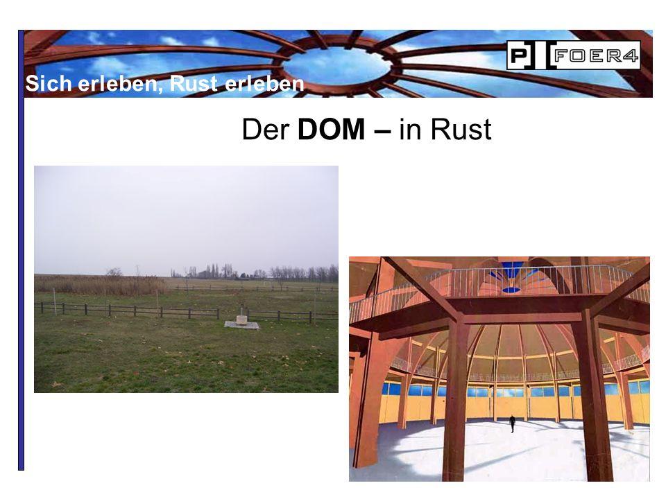 Der DOM – in Rust Sich erleben, Rust erleben