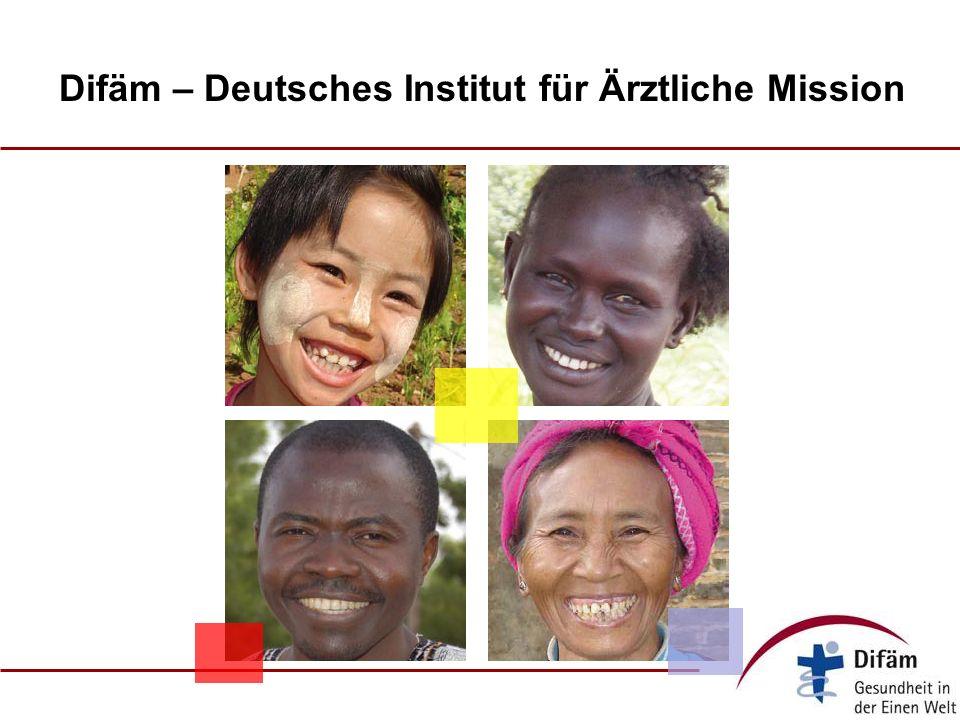 Difäm – Deutsches Institut für Ärztliche Mission