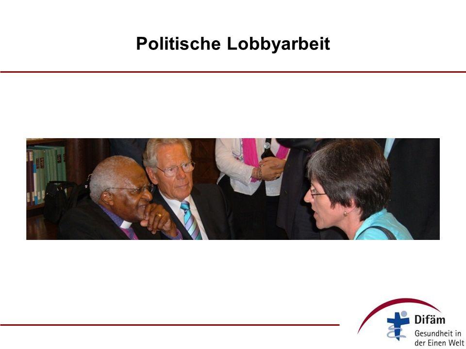Politische Lobbyarbeit