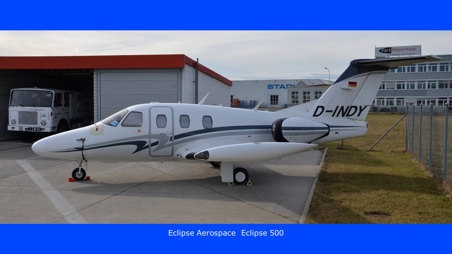 Eclipse Aerospace Eclipse 500