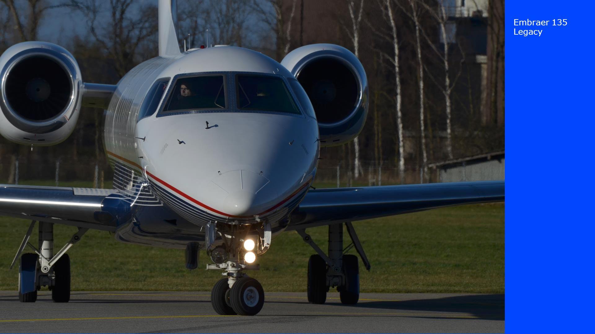 Embraer 135 Legacy