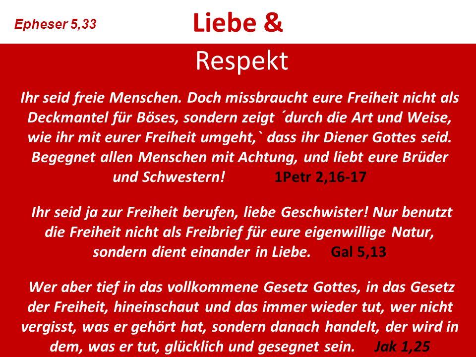 Liebe & Buchempfehlung Emerson Eggerichs: Liebe und Respekt Die Nähe, nach der sie sich sehnt.