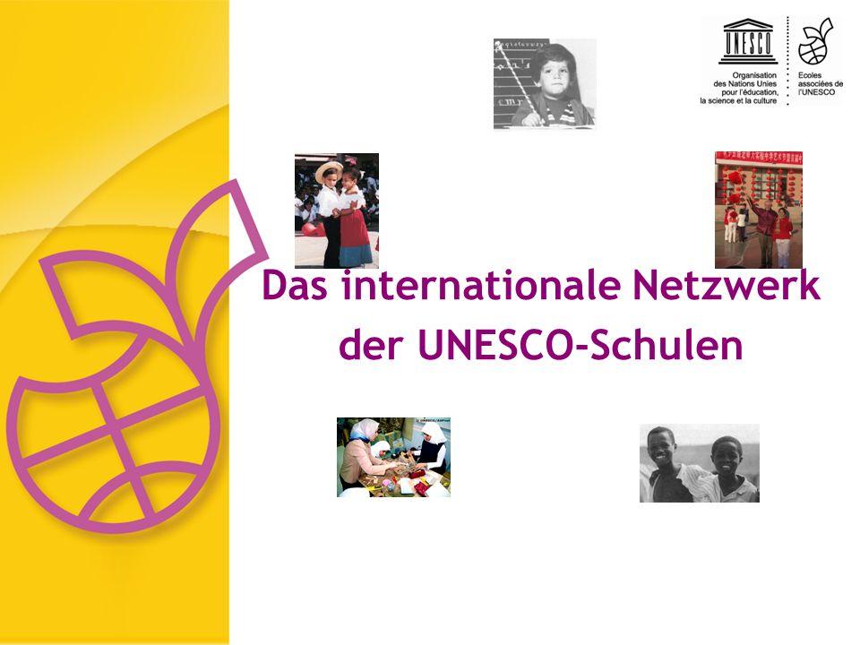 Das internationale Netzwerk der UNESCO-Schulen