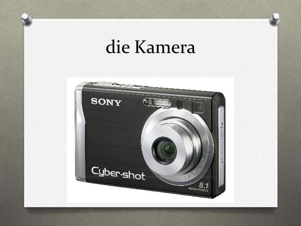 Wir fotografieren mit einer Kamera.Ich fotografiere mit Instagram.