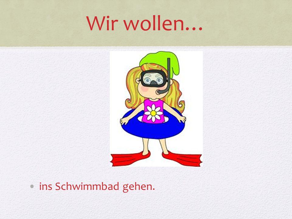 Dialog Schreib einen Dialog zwischen (between) Kellner und Kunde.