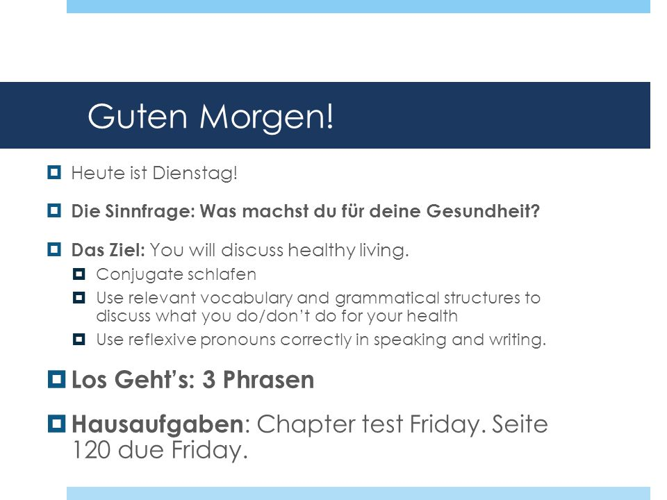 Los Gehts Fill in the blank with the correct form of kein and dürfen, and the correct vocabulary word.