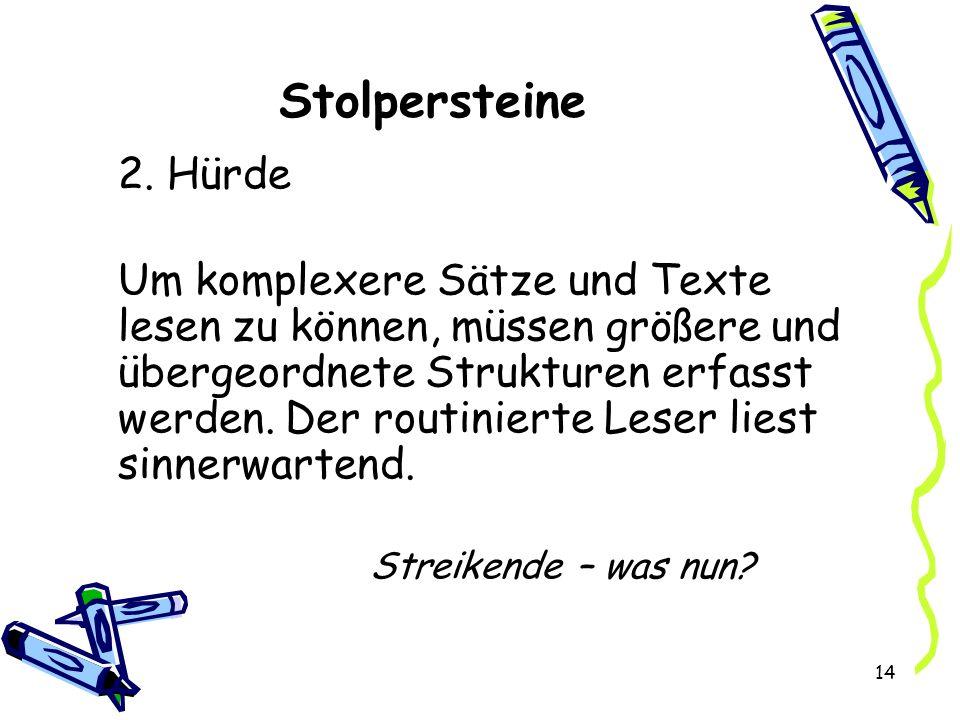14 Stolpersteine 2.