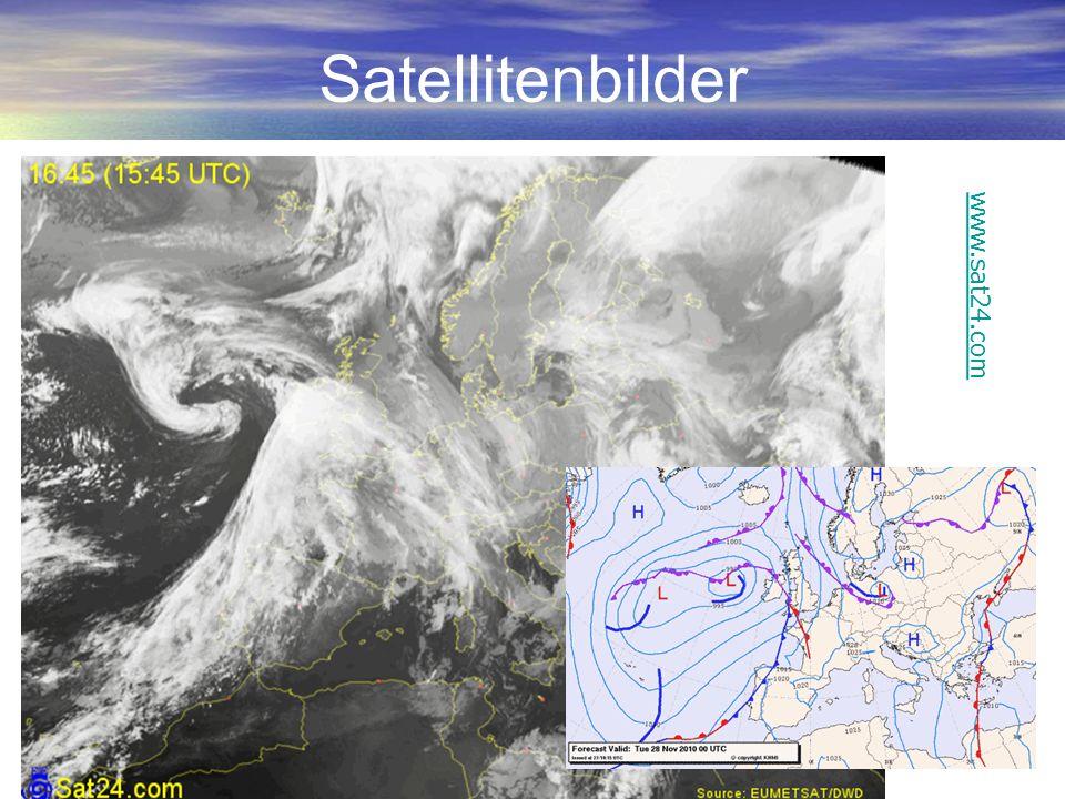 Satellitenbilder www.sat24.com