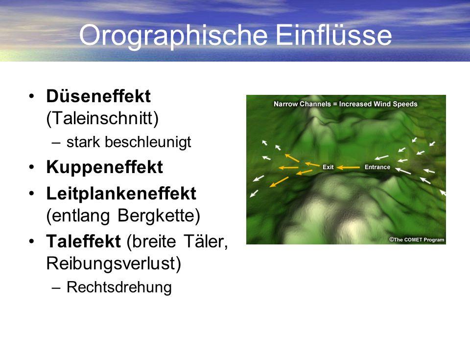 Inversion im Meteogramm http://my.meteoblue.com