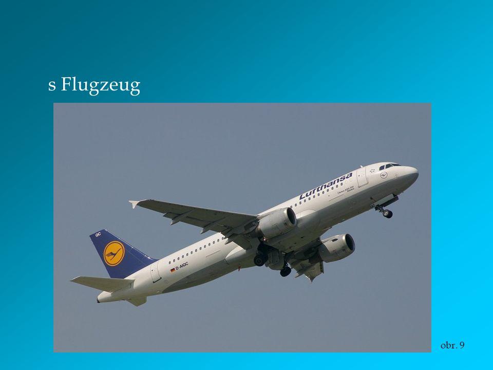 s Flugzeug obr. 9