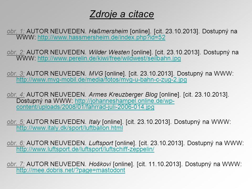 obr. 1: AUTOR NEUVEDEN. Haßmersheim [online]. [cit. 23.10.2013]. Dostupný na WWW: http://www.hassmersheim.de/index.php?id=52http://www.hassmersheim.de