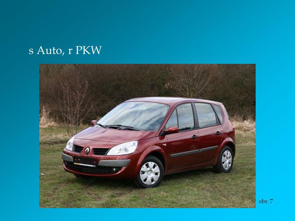 s Auto, r PKW obr. 7